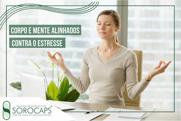 Sorocaps Indústria Farmacêutica Estresse-blog Atitudes pequenas e rotineiras são rota de fuga contra o estresse